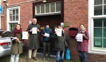 Голландские юристы призвал режим ПСР освободить турецких коллег