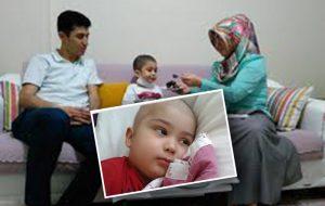 Родителей больного раком ребенка держат под арестом
