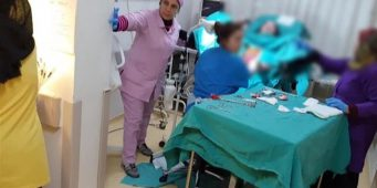 В Турции женщина родила во время землетрясения магнитудой 6,8