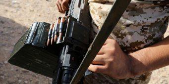 Сирийский боевик, воюющий в Ливии: Я состою в турецкой армии