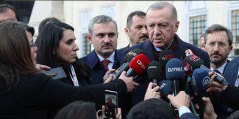 Эрдоган разгневался на интересующихся судьбой денег от налога на борьбу с землетрясениями