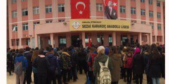 Директор-ставленник ПСР обложил учеников данью