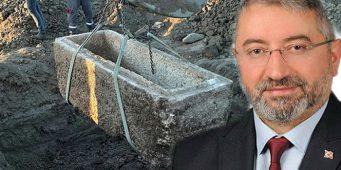 Унесите незаметно! Чиновник ПСР предложил скрыть древнюю находку