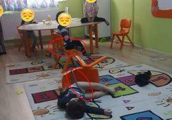 Скандал в детском саду: Близнецов привязывали к стульям и кормили черствым хлебом