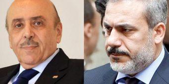Главы разведок Турции и Сирии провели переговоры в Москве