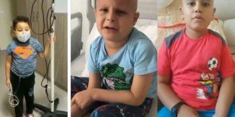 Больные раком дети ждут своих отцов из тюрем