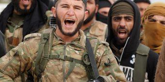 Не довольным сирийскими джихадистами в турецкой армии военачальникам пригрозили молчать: Засудим за связи с гюленистами