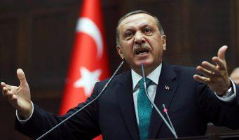 Немцы поставили Эрдогана в ряд политиков с наибольшим негативным влиянием на ситуацию в мире