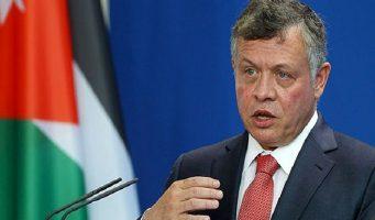 Король Иордании намекнул, что Эрдоган шантажист