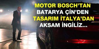 Первый отечественный турецкий электромобиль: Двигатель немецкий, батарея китайская, шасси британское, дизайн итальянский