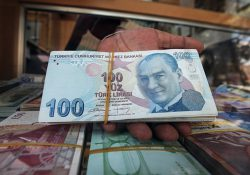 Третьи снизу. В Турции один из низких размеров минимальной зарплаты по отношению к странам ЕС