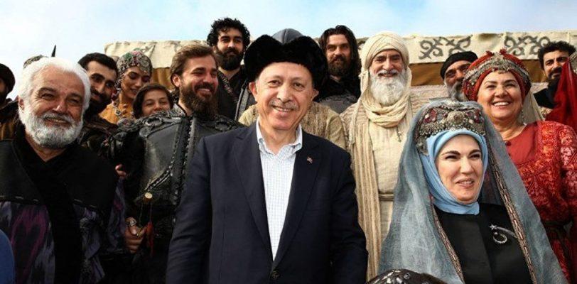 Служат амбициям Эрдогана. В Египте призвали не смотреть турецкие сериалы