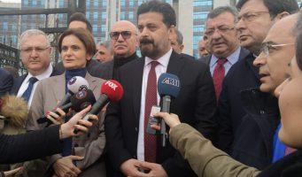 Адвокат Кылычдароглу: Эксперты установили, что голосовые записи, касающиеся коррупционного скандала 17/25 декабря 2013 года, достоверны