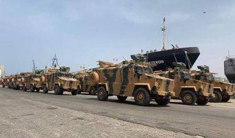 Детали маршрута террора из Турции в Ливию