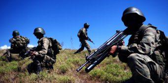 При обстреле Идлиба погибли четверо турецких военных