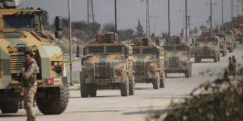 Число погибших в Идлибе турецких военных возросло до 33