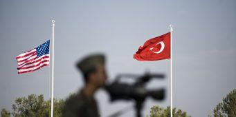 США приостановили секретную разведывательную программу с Турцией