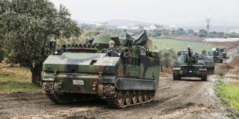 FT: Эрдоган стоит перед трудным выбором в Идлибе