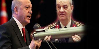 Эрдоган отреагировал на заявление экс-начальника Генштаба Башбуга