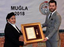 Награжденный Эрдоганом медалью полицейский оказался членом банды, занимающейся нелегальным ставочном бизнесом