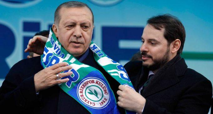 По запросу зятя Эрдогана суд ограничил доступ к информации о покупке земли вдоль «Канала Стамбул»