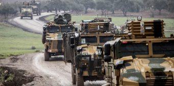 Россия впервые официально обвинила Турцию в поддержке террористов