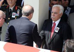 Перинчек пригрозил Эрдогану
