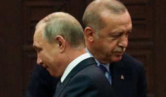 Москва грозит Анкаре?