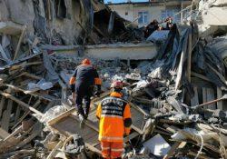 Пострадавшей от землетрясения женщине отказали в социальной помощи из-за находящегося в тюрьме мужа