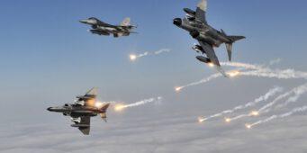 Почему Турция не может использовать свои истребители в Сирии?