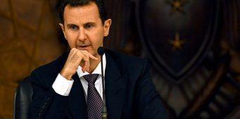 Асад: Сирия не совершала враждебных действий против Турции