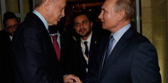 Песков: Встреча Путина и Эрдогана будет непростой