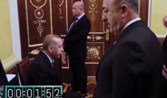 Русские намекнули Эрдогану попридержать коней?