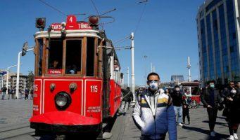 Турки больше боятся потерять работу, чем умереть от коронавируса