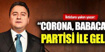 Директор проэрдогановский газеты связал коронавирус с новой партией Али Бабаджана