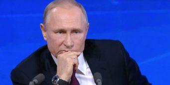 Песков: Эрдоган приедет в Москву 5 марта на встречу с Путиным