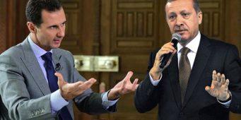 Контактирует ли Эрдоган с Асадом?