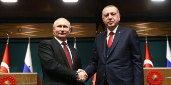 Путин больше не «друг» для Эрдогана?