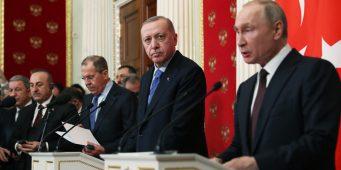 Аналитик: Что будет в Турции после переговоров Эрдогана с Путиным?