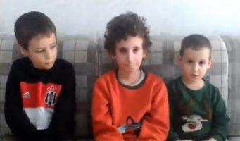Трое сыновей политического заключенного: Он много времени провел в тюрьме, хотим, чтобы вернулся домой