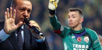 Уругвайский футболист «Галатасарая» высказался о коронавирусе и Эрдогане