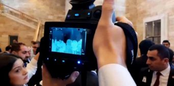 Охрана с термальными камерами. Эрдоган похвалился усиленными мерами против коронавируса