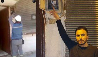 Видео, отрицающее правдивость слов Эрдогана: Владельцу кофейни отключили электричество за долги