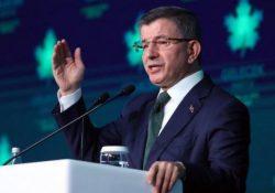 Давутоглу: Не я, а Эрдоган говорил «совершим пятничный намаз в мечети Омейядов»