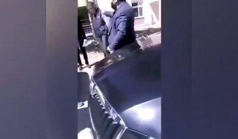 Чиновник ПСР пригрозил обидчику расправой: Зарежу!