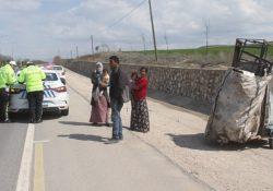 Мужчину, кормившего семью на средства от сбора мусора, оштрафовали полицейские