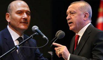 Игры с отставкой: Сойлу опубликовал пост не упомянув Эрдогана, а затем удалил и написал новый, но уже со словами благодарности в адрес президента