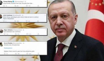 Кампания национальной солидарности Эрдогана: Тысячи граждан заявили, что не дадут ни гроша