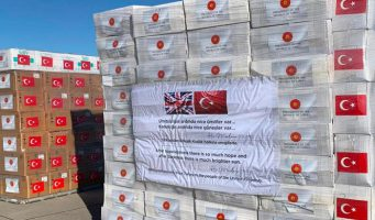 СМИ Великобритании: Груз Эрдогана задерживается