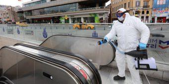 В Турции сегодня зафиксировано ещё 46 смертей от коронавируса
